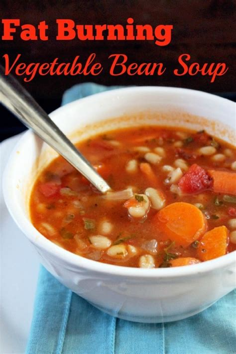 fat burning vegetable soup picture 1