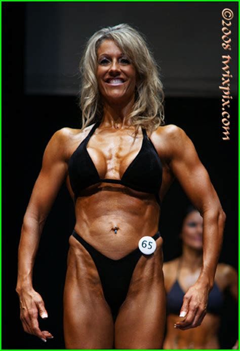 female muscle and fitness picture 1