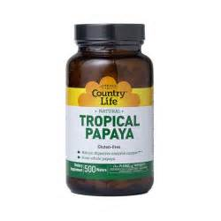 papaya digestive enzymes picture 5