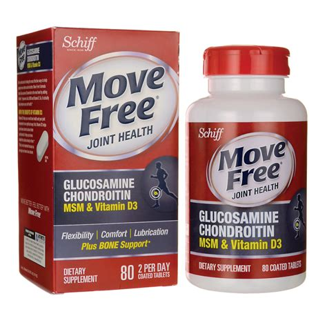 move free joint health, glucosamine chondroitin advanced plus picture 11