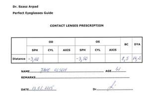 contact prescription picture 3
