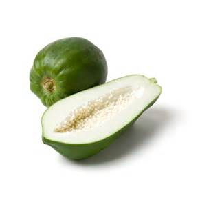 green papaya picture 5