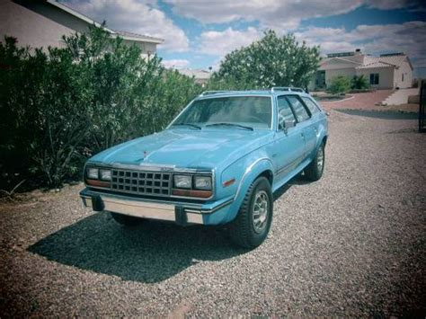 1981 amc eagle for sale picture 11