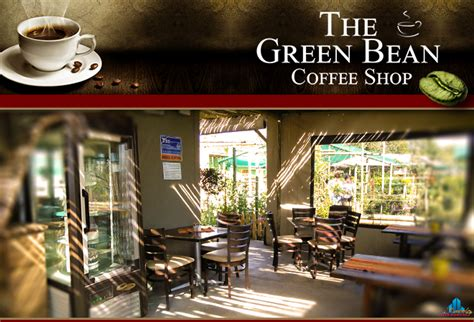 green coffee store picture 7