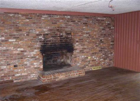 cleaning smoke off brick wall picture 9