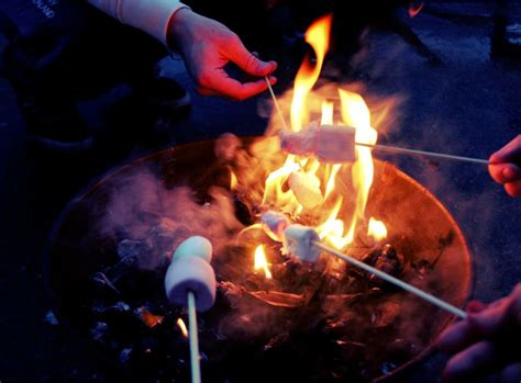 can marshmallows be toasted on the real flame picture 1