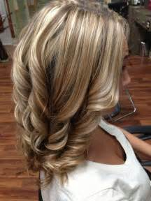 blonde hair and highlight picture 10