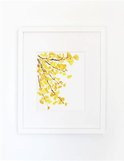 ginkgo print picture 10