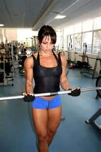 female muscle and fitness picture 2