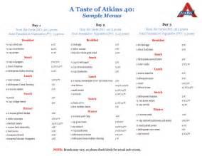 atkins diet menus picture 5