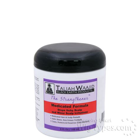 taliah waajid the strengthener medicated formula composition picture 1