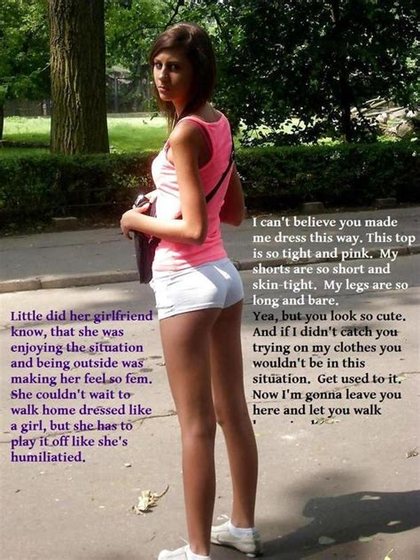 ultimate sissy captions picture 1