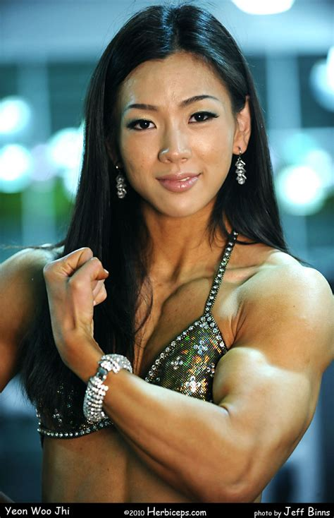 asian women muscle builders picture 1