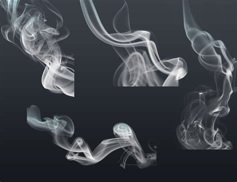 vision of smoke around a person picture 8