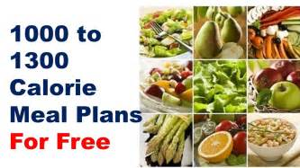 1000 calorie a day diet picture 17