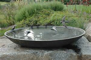 bird bath bowels picture 5
