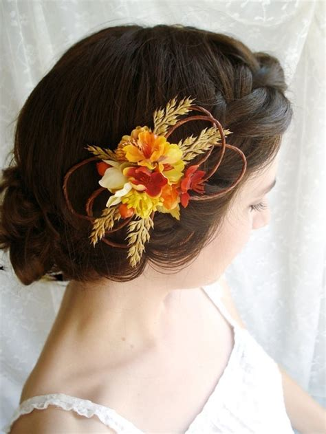 fall wedding hair picture 11