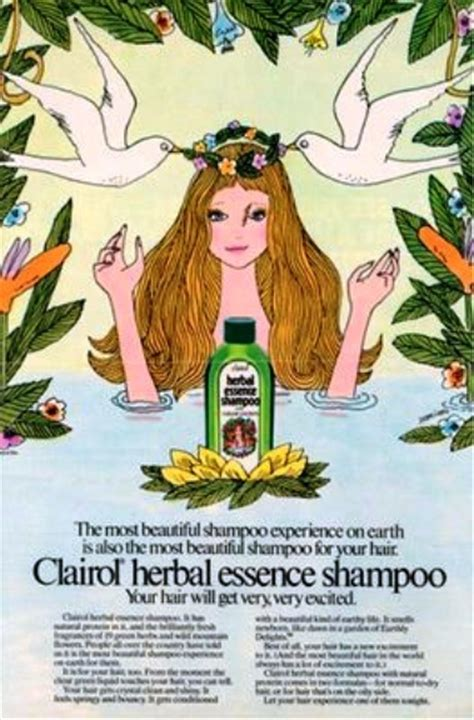herbal essence shampoo from the 1970's picture 8