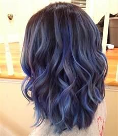 blue base hair dye picture 6