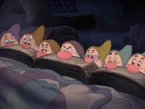 sayings that the seven dwarfs said to sleeping beauty picture 2