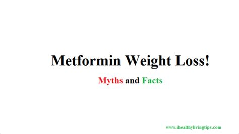 weight loss and metformin picture 2