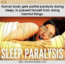sleep disorder pillow paralysis picture 1