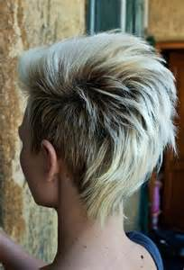 punk hair picture 6