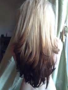 black to blond hair picture 9