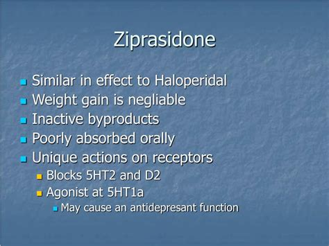 ziprasidone weight picture 7