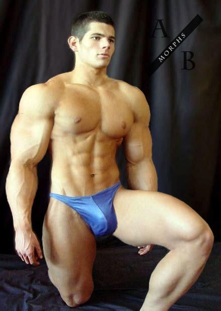 bodybuilder bulge picture 2