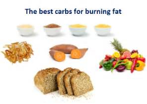 burning carbs and burning fat picture 1