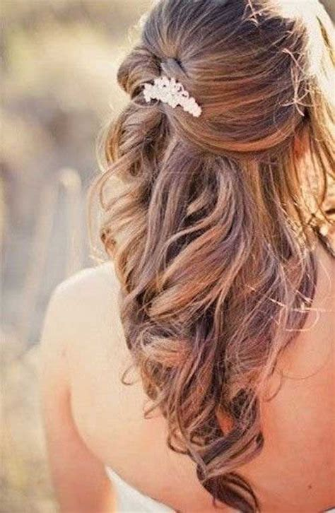 Bridal party hair do's picture 5