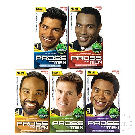 pross hair color for men picture 11