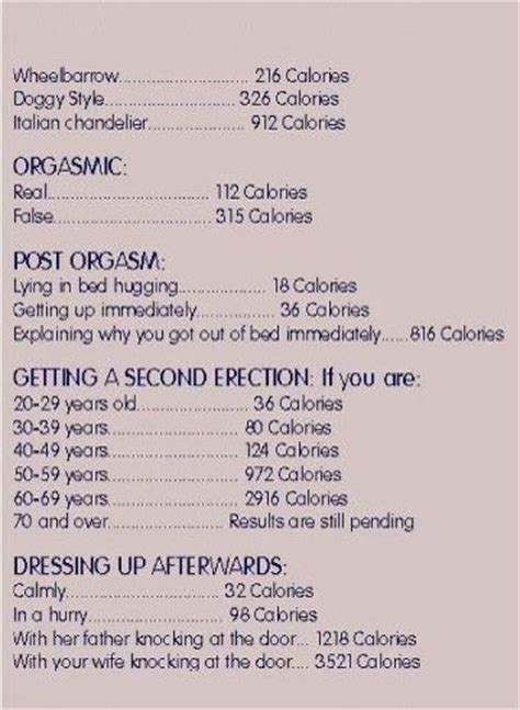 free sex moves to burn calories picture 1
