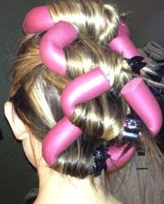 Heated bendy rollers for thick hair picture 7