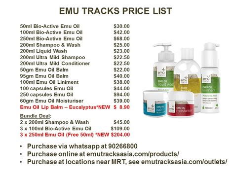 skin care uses of emu oil picture 5