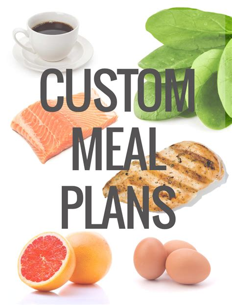 customized diet plans picture 1