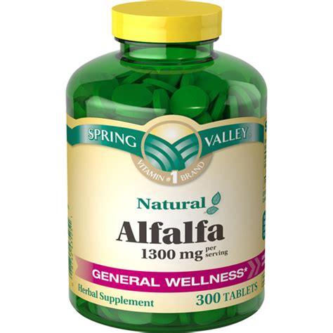 alfalfa tablets picture 3