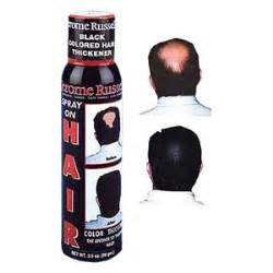 color hair spray for bald spots picture 1