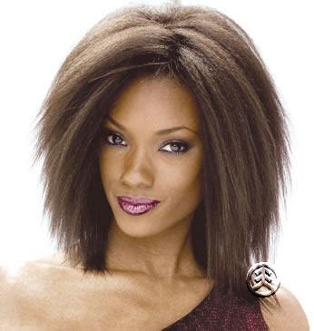 afro human hair weave picture 2