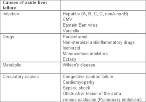 medicines known to cause liver diseases picture 8