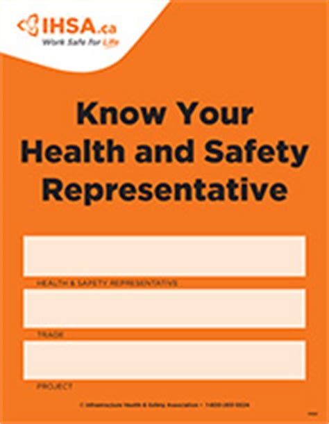 work joint safety and health picture 17