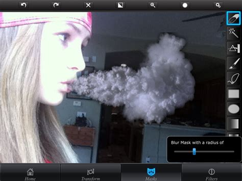blowing smoke out of pics picture 6