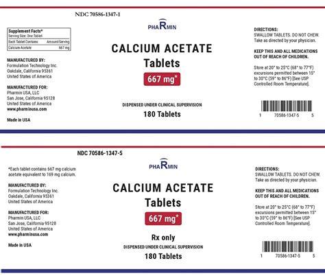 calcium acetate picture 5