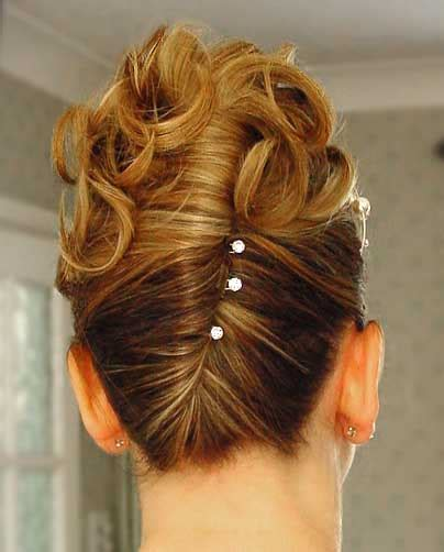 french twist hair styles picture 1