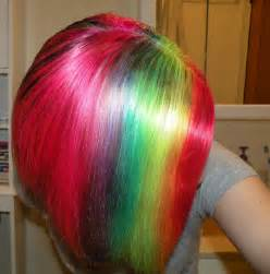 dyed my hair picture 1