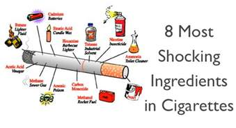 chemicals found in tobacco and its smoke picture 7