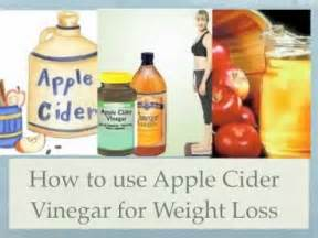 apple cider vinegar and weight loss picture 2