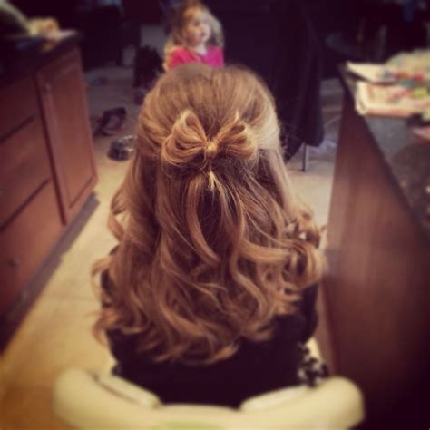 early ballet hair picture 4