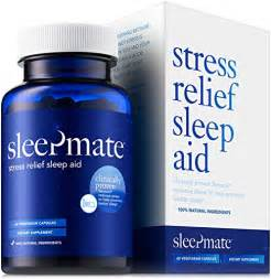 sleep natural melatrol aid helps relax stress relieve picture 1